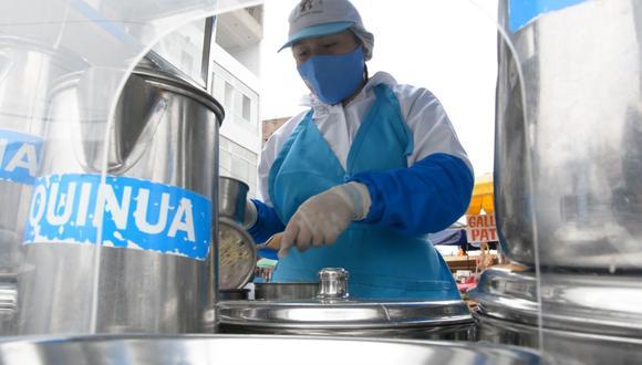 Mañana lunes inicia la campaña 'Chapa tu emoliente' para recaudar fondos para la compra de una planta de oxígeno en Comas. (Foto: Municipalidad de Comas)