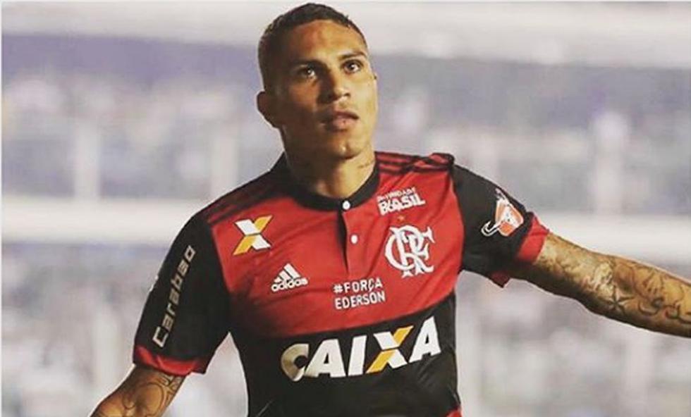 Flamengo: Paolo Guerrero se solidariza con las víctimas que dejó el incendio en la instalaciones del club (Instagram/Guerrero9)