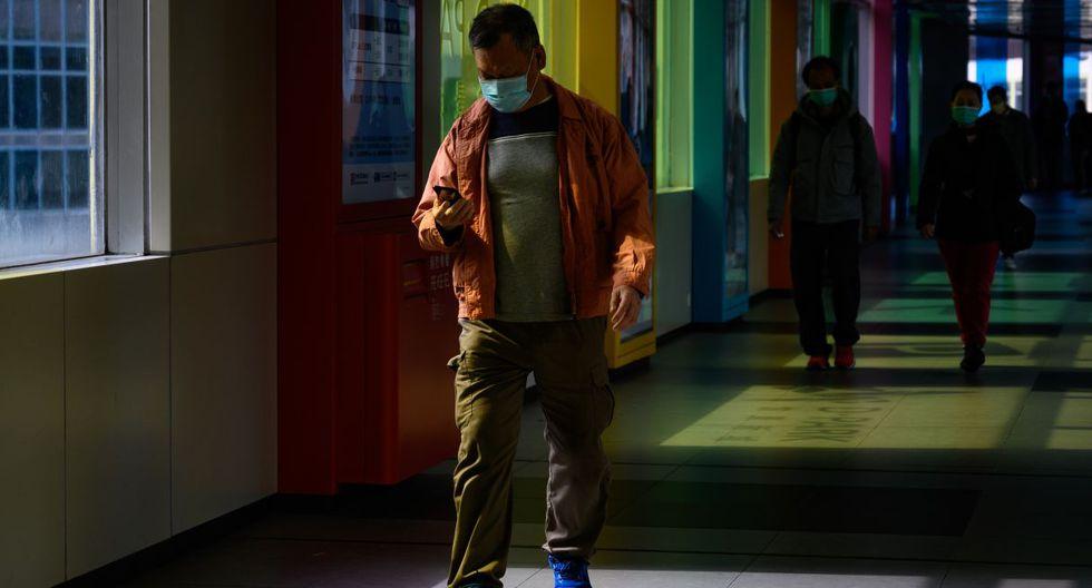 Siete millones de residentes en Hong Kong se encuentran preocupados por el brote mortal del coronavirus. (AFP).