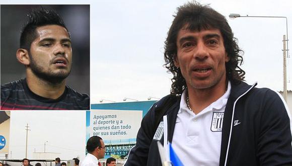 Francisco Pizarro espera que Raúl Fernández se disculpe por broma pesada hacia Alianza Lima. (USI)