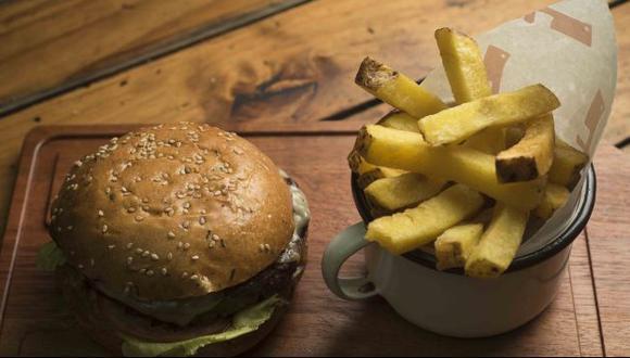 Festival de hamburguesa se realizará este sábado 29 de abril, en San Borja (Difusión).