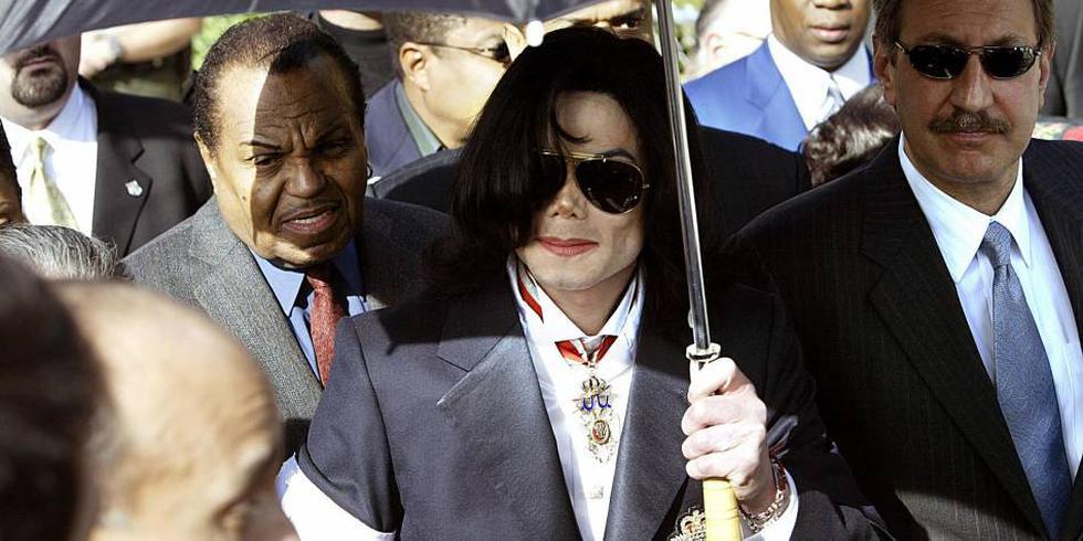Joe Jackson fue el artífice de la fama de sus hijos, principalmente de Michael y Janeth (Foto: AFP)