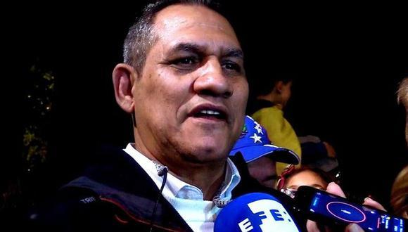 Wilmer Guaidó, padre del presidente de la Asamblea Nacional de Venezuela. (Foto: EFE)