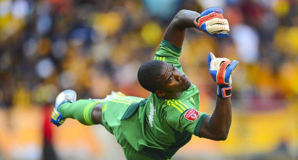 Senzo Meyiwa era arquero y capitán de la selección sudafricana de fútbol. (EFE)