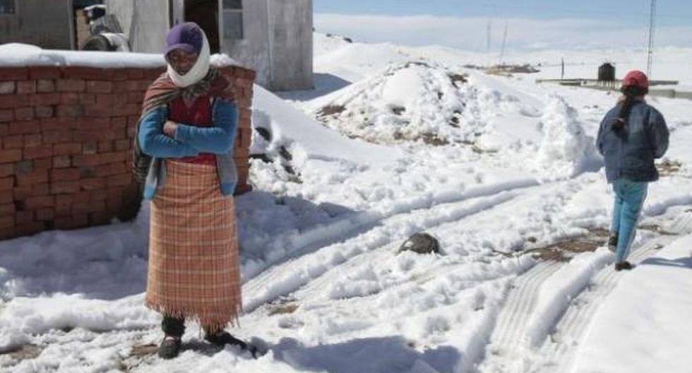 Declaratoria de emergencia se debe al impacto de daños a consecuencia de bajas temperaturas y déficit hídrico. (Foto: GEC)