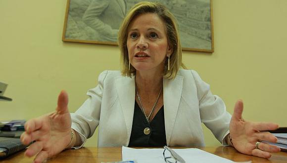 Pilar Nores se mostró en contra de la política social del gobierno. (USI)
