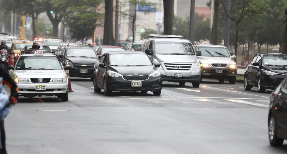 'Pico y placa': Desde hoy se restringe la circulación de vehículos en tres ejes viales de la capital (GiancarloAvila/GEC)