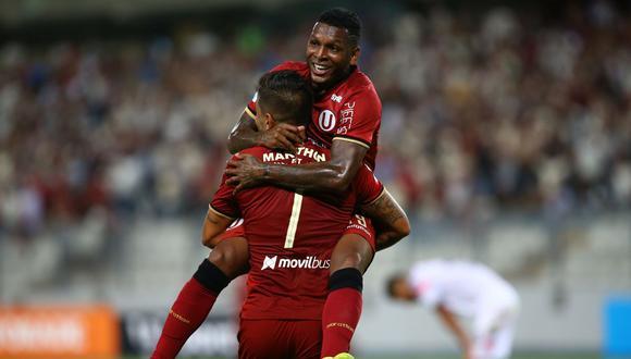 Hohberg y Quintero serán nuevamente oponentes en la Liga 1 2021. (Foto: GEC)