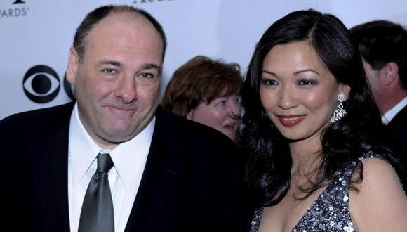 Deborah Lin, esposa del actor, es una de las principales beneficiarias de su fortuna. (EFE)