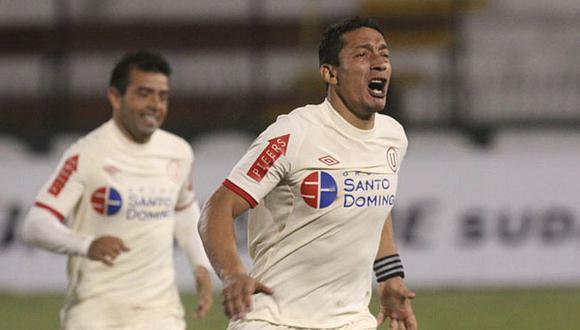 Carlos Galvan jugó en Universitario entre 2007 y 2011. (Foto: GEC)