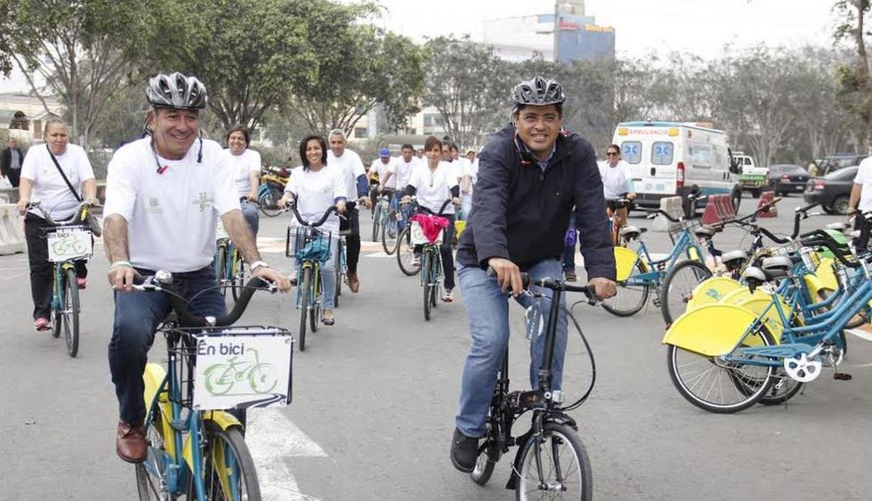 Bicicletas San Borja