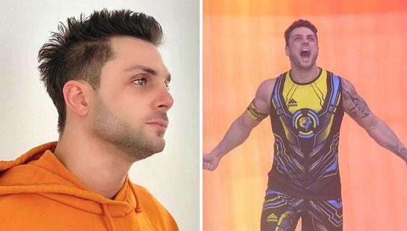 Nicola Porcella cambió de equipo y ahora forma parte de 'Los Leones'. (Foto: @nicolaporcella12)