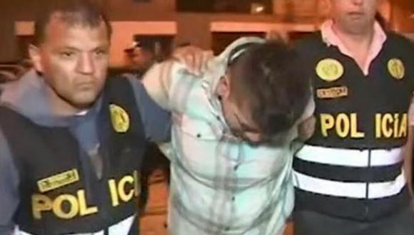 Después de más de un año de investigaciones el Poder Judicial pudo condenar a 4 sujetos que secuestraron y le robaron sus pertenencias a una pareja bajo la modalidad de falso taxi (Foto: captura América Noticias).