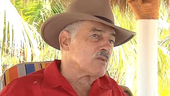 Andrés García es un actor y productor dominicano-mexicano, que ha desarrollado la mayor parte de su carrera en México. (Foto: Getty Images)