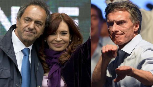 El futuro de Argentina se decidirá el próximo 22 de noviembre. (AP/EFE)