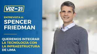 Uber busca integrar la tecnología con la infraestructura de Lima