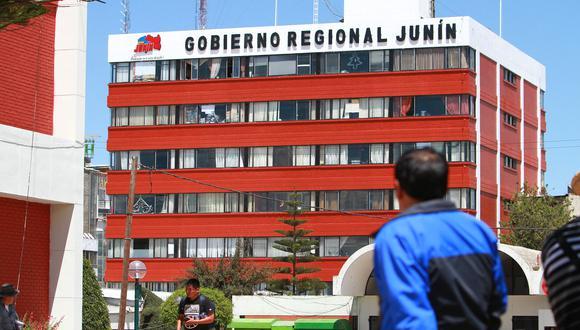 OJO. Casi 40 personas vinculadas al Gobierno Regional de Junín tienen orden de detención y siguen libres en las calles. (Foto: GEC)