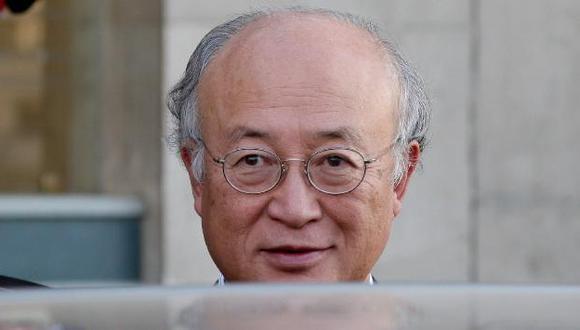 El director de la organización lamentó que Irán se niegue a aceptar el informe. (AP)