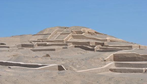 Del Complejo Arqueológico Cahuachi solo se ha descubierto el 10%. Hay unas 30 pirámides enterradas. (Martín Sánchez)