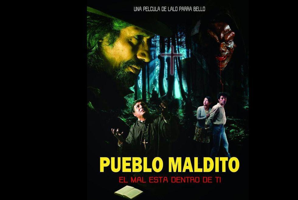 'Pueblo maldito' de Lalo Parra Bello (Difusión).