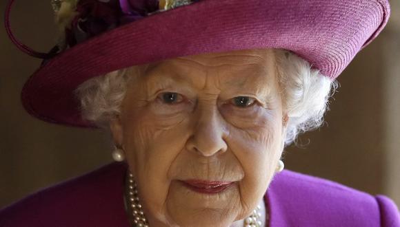Este miércoles 21 de abril la reina Isabel II del Reino Unido cumple 95 años. (Foto: AFP)