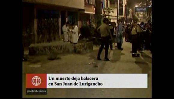 Roger Alexander García Amalla se encontraba de visita a sus familiares cuando fue brutalmente atacado.