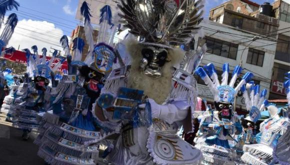 El Ministerio de Cultura declaró Patrimonio Cultural de la Nación a la Danza Morenada, Rey Moreno y Rey Caporal de Puno. (Foto: GEC)