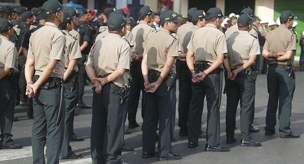 Ministerio del Interior seleccionará a sus mejores oficiales para dirigir comisarías. (USI)