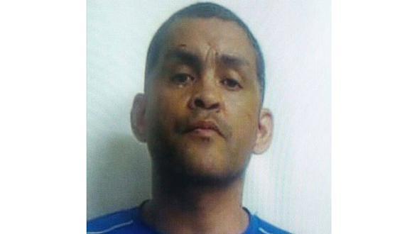 Carlos Olaechea Plato, el reo que escapó del hospital regional de Arequipa. (USI)