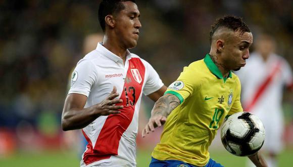 Everton Sousa fue el goleador de la Copa América 2019 con tres anotaciones. (Foto: EFE)
