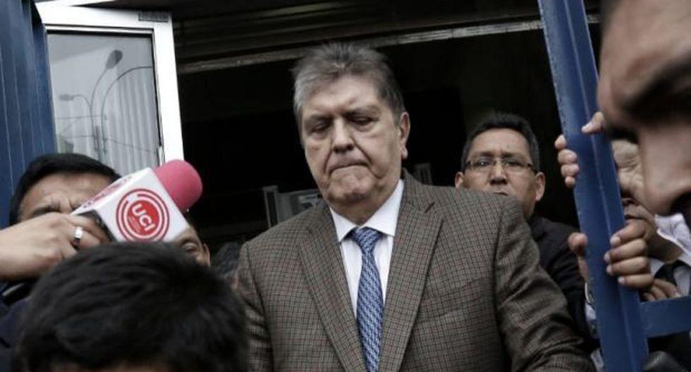 Según colaborador eficaz, la entrega del dinero al fiscal se dio con conocimiento de Alan García. (Foto: GEC)