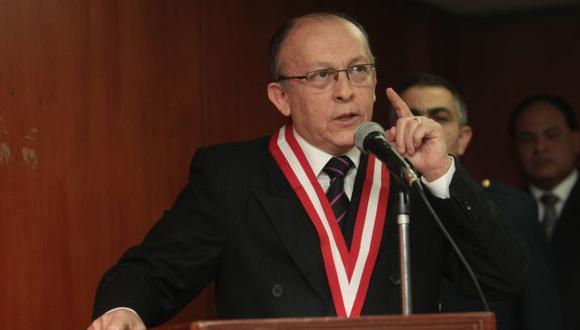 Edmundo Peláez negó tener vínculos con la red de Rodolfo Orellana. (Perú21)