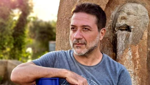 """Enrique Arce interpreta al villano Arturo Román en """"La casa de papel"""" (Foto: Enrique Arce/Instagram)"""