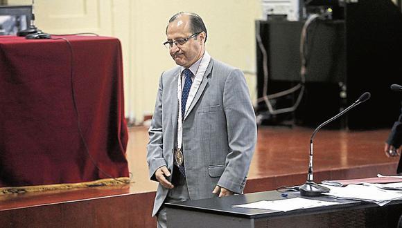 Fiscal Hamilton Castro (USI)