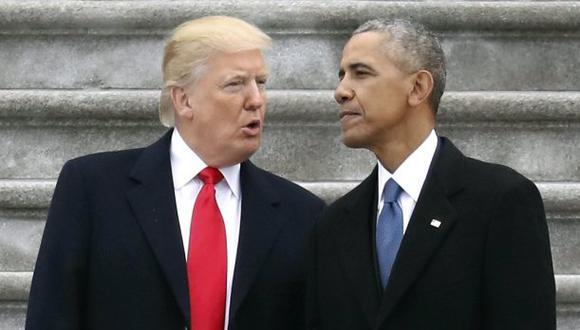 """Donald Trump señaló que los ataques cibernéticos """"tuvieron lugar durante la administración Obama, no en la Administración Trump"""". (Foto: AP)"""