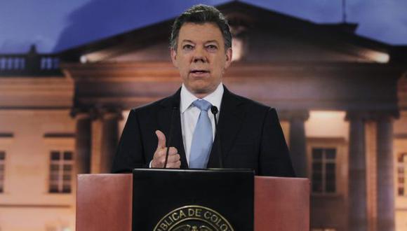 UNO MÁS. Santos se suma a lista de mandatarios con cáncer. (Reuters)