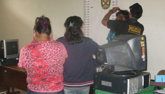 Fueron llevadas a una dependencia policial. (Perú21/Referencial)