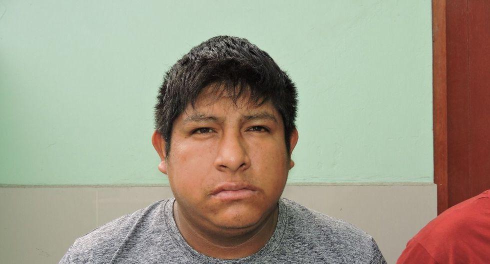 Miguel Lázaro Huayre (32) es reincidente. Fue capturado en enero y hace un mes recuperó su libertad (imagen de archivo).