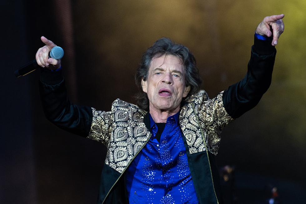 """El legendario vocalista de """"The Rolling Stones"""" quiso participar en la saga de """"El Señor de los Anillos"""". (Foto: Getty)"""