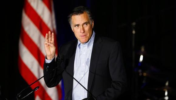 Mitt Romney ya no será candidato. (Reuters)