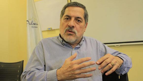 Ernesto Bustamante aseguró que en pandemia se justifica el cobro de gastos de instalación. (Foto: GEC)