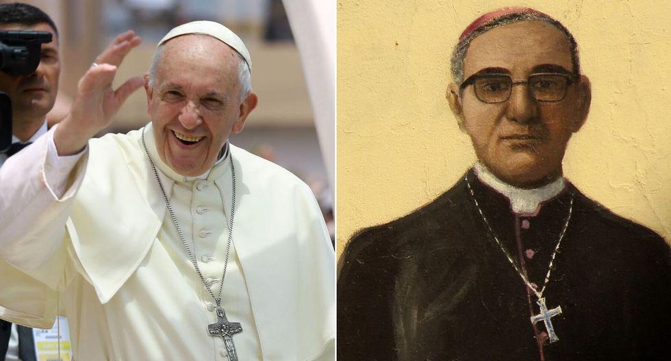 El pontífice aprobó un decreto que proclama a Rutilio Grande como mártir de la fe católica. (EFE/AP).