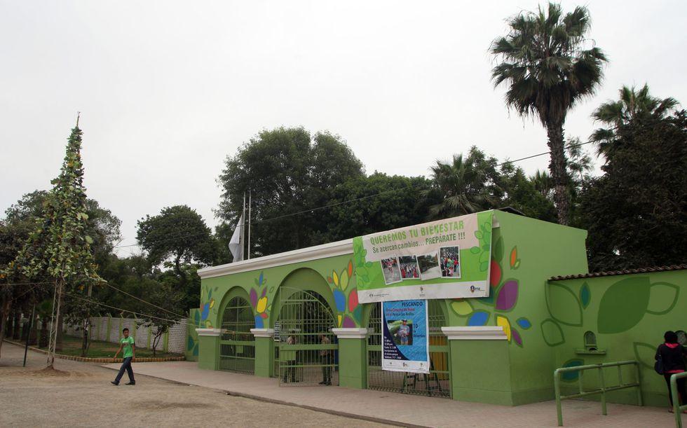 Este club zonal es el preferido por las familias de Los Olivos. (Foto: Andina)