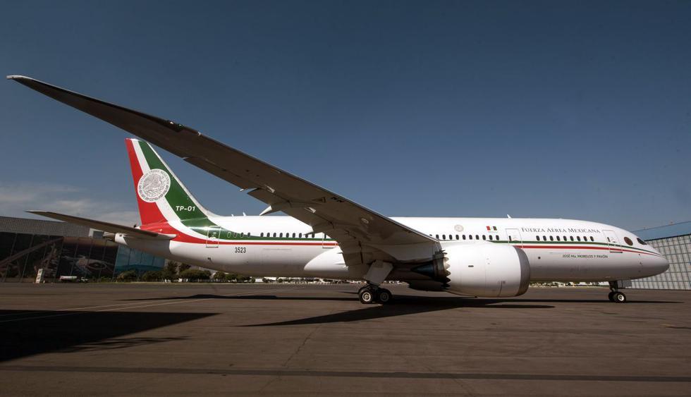 El presidente de México, Andrés Manuel López Obrador (AMLO), dijo este viernes que finalmente ha decidido rifar el avión presidencial del país. (AFP).