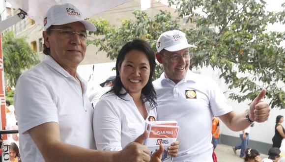 Vladimiro Huaroc podría quedar fuera de la contienda electoral de forma definitiva. (Mario Zapata)