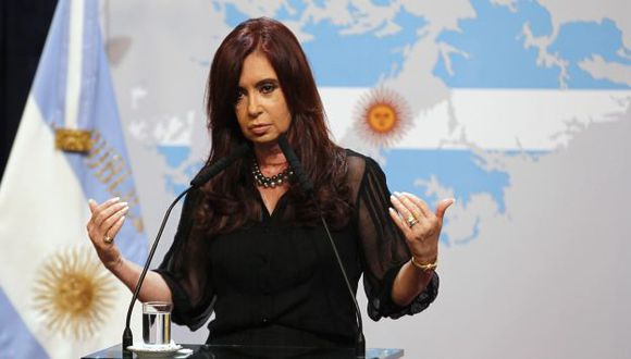 MERCADO CERRADO. El gobierno de Cristina Fernández prefiere proteger su industria. (Reuters)