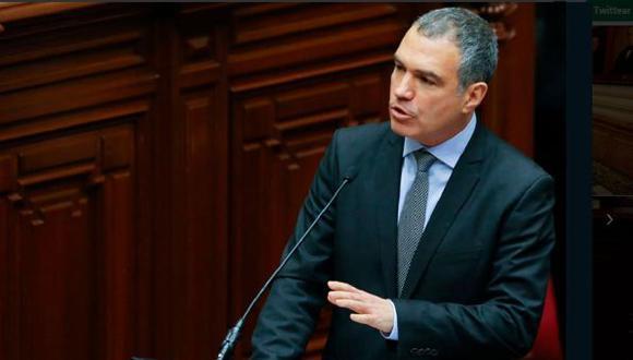 Salvador del Solar expresó su rechazo a las declaraciones de Guillermo Bermejo (Presidencia).