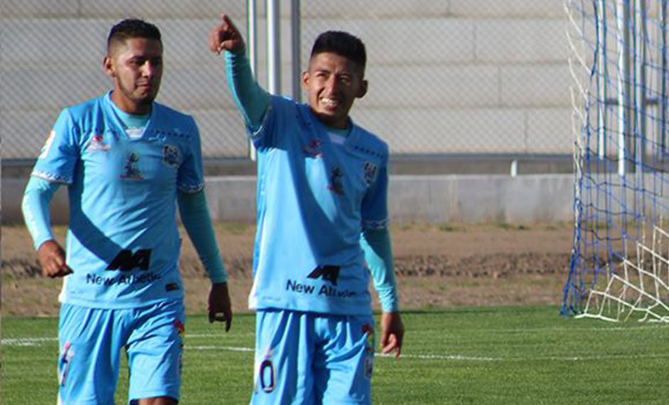 Binacional. líder del Apertura de la Liga 1, mantiene una ventaja de cinco puntos sobre Sporting Cristal. Sport Huancayo marcha decimotercero en la tabla. (Foto: Binacional)