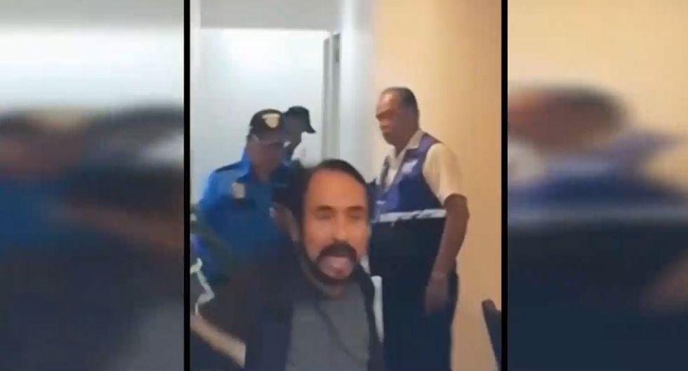El presunto agresor no fue denunciado. (Foto: Captura/América Noticias)