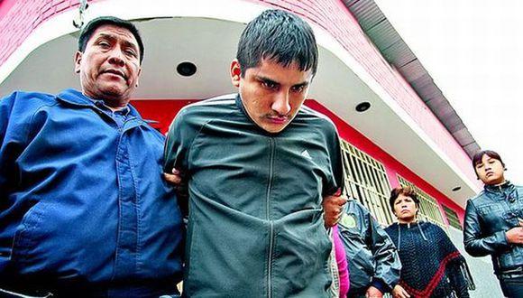 'Kissyfur' volvió a ser detenido. (Foto: GEC)